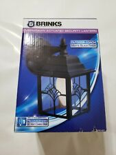 New Dusk to Dawn Lamp Security Lights Outdoor Lantern Porch Patio Front Door 60W