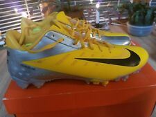 NIKE FOOTBALL CLEATS VAPOR TALON ELITE LOW SIZE 12 NOS WITH BOX