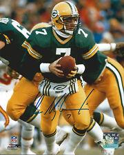 "Packers Legendary QB  DON MAJKOWSKI Signed 8x10 Photo #6 AUTO ""MAJIK-MAN!"""