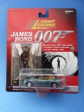 Voiture 1/64 - Johnny Lightninig - James Bond 007 - BMW Z3 - Golden Eye