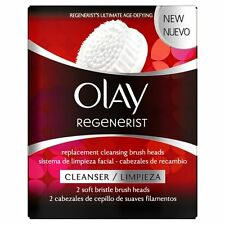 Olay Regenerist 3 Point Super Cleansing System 2 Replacement Brush Heads