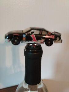 VINTAGE NASCAR DALE EARNHARDT JR. # 1 COKE POLOR BEAR WINE BOTTLE STOPPER