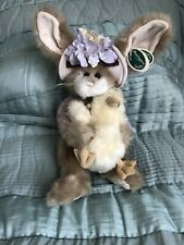 """Donna And Duck Bearington Bear With Tags 15"""" Immaculate"""
