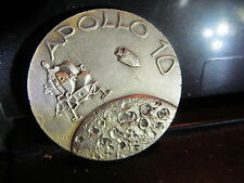 APOLLO 10  CHALLENGE COIN  CERNAN-YOUNG-STAFFORD   MADE IN   ITALY  1969