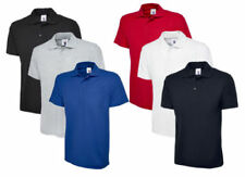 Uneek Collared Polo Casual Shirts & Tops for Men