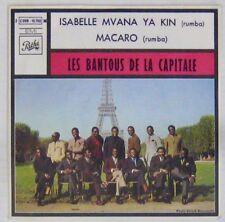 Tour Eiffell 45 tours Les Bantous de la Capitale 1974