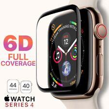 6D-Apple для Watch Series 4/3/2/1 полный экран протектор закаленное стекло 38To 44 мм