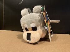 Minecraft Happy Explorer Untamed Wolf Plush Jinx New With Tags