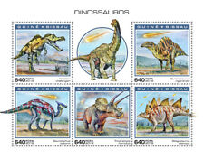 Guinea Bissau 2018  Dinosaurs S201901