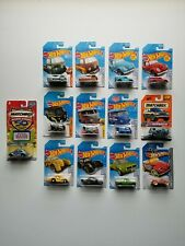 "2019 Hot Wheels Kool Kombi ""Magnus Walker MOONEYES KAFER RACER BEETLE & MORE LOT"