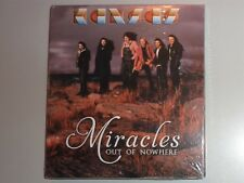 """STILL SEALED"" CD / BLU-RAY / KANSAS ""MIRACLES OUT OF NOWHERE"" / PROMO"