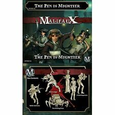 Malifaux The Guild The Pen is Mightier WYR20132 NIB