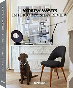 NEW Andrew Martin Interior Design Review: Vol. 20 By Andrew Martin Hardcover