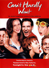 Cant Hardly Wait (DVD, 2014), Teen Romance, 90s, Sealed!