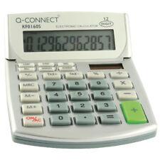 Q-Connect KF01605 Pocket Basic Grey Calculator