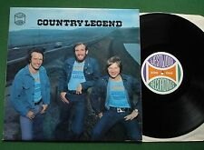 Country Legend Self Titled inc Walk On By / Snow Bird + WRS089 LP