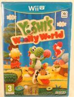 Yoshi's Woolly World Wii U Sigillato Precintado Edizione Italiana/Espana