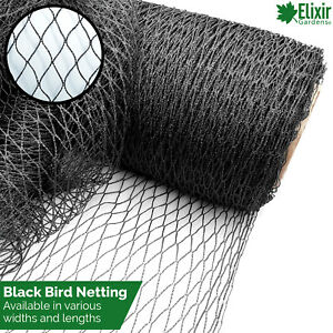 Bird Netting | 2m, 4m, 6m, 8m, 12m, 14m, 20m | Pond Garden Fruit & Veg