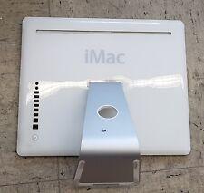 Apple iMac g5 20 pulgadas a1076 EMC 2056 funda trasera plano posterior con pies plenamente en orden