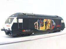 Märklin H0 3751 E-Lok BR Re 460 017-7 Heizerlok SBB CFF FFS Digital (V2453)