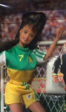 1998 Soccer Football Teresa doll NRFB Barbie Fifa's Women
