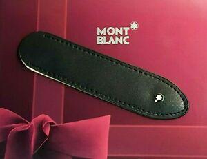 Mont Blanc Pen Case / Pouch / Sleeve / Holder For Montblanc Pen