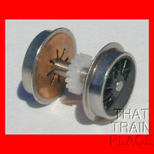 2-8-8-2 WHEEL ASSEMBLY  A (Non Traction Tire) 411603 ATLAS STEAM N SCALE