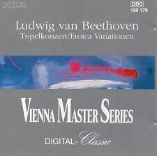 Beethoven - Tripelkonzert/Eroica Variationen CD (Pilz, 1991)