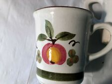 Stangl Pottery Apple Delight Mug AS IS