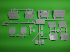 Mack R685ST 1/25 AMT big rig semi truck model car part square fuel diesel tanks