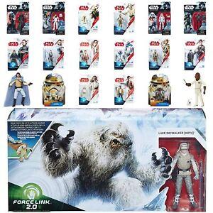 Star Wars 3.75 Inch Figure Range - Wampa, Force Link, Black Series, Stormtrooper