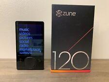 Microsoft Zune Black (120 Gb) Digital Media Player (Many Accessories Included)