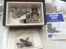 MDS 40 ( L-MDS-04000 ) AERO ENGINE INCLUDING SILENCER - BOXED