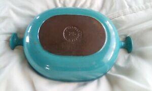 Le Creuset cast iron dish