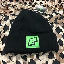 New Planet Eclipse 2016 Prime Rollup Paintball Beanie - Black