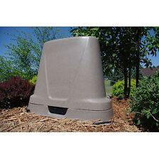 DekoRRa 301C2 Insulated Backflow Enclosure-Backflow Security Frost Protection-
