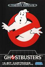 ## SEGA Mega Drive - Ghostbusters / MD Spiel ##