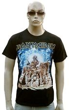 Original Bravado Official Iron Maiden somewhere back in time killer t-shirt M/L