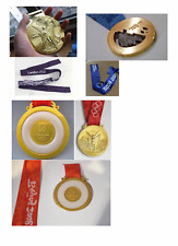 3 Olympic 'Gold' Medals (2008 Beijing/2012 London/2014 Sochi)