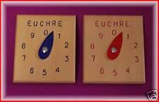 ( 2 )  EUCHRE  SCORE  COUNTERS