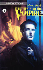 ANNE RICE INTERVIEW WITH THE VAMPIRE NUMBER ONE 1991 COMIC BOOK ADAPTION