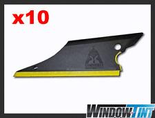 10x Conqistador Pro Escurridor coche ventana de entintado Herramienta