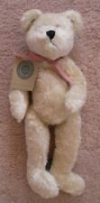 "Boyds Plush Collection ""Hillary B. Bean""Jb Reduced 5123-10"