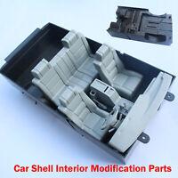 Shell Interior Modification Part for 1/10RC Crawler Toyota Land Cruiser LC80 Car