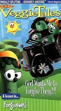 VeggieTales - God Wants Me to Forgive Them (VHS)