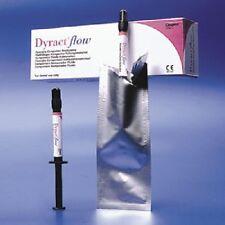 DYRACT FLOW DENSPLY DENTAL COMPOMER  2 JERINGAS X 1,8 grs COLOR A4.