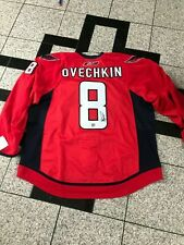 Alexander Ovechkin Washington Capitals Autographed AUTHENTIC GAME Jersey Reebok