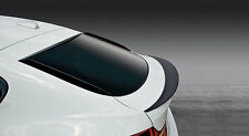 BMW E71 X6 ABS Euro Rear Trunk Performance Spoiler Lip Wing Sport Lid Trim M X6M