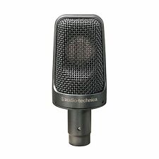 Audio-Technica AE3000 Cardioid Condenser Instrument Microphone NEW 2DAY SHIP!