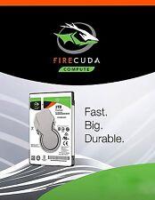 "Seagate 2TB FireCuda 3.5""  SATA 6Gb/s 7200-RPM 64 Cache Gaming SSHD Hybrid"